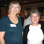 Naomi Goodman and Mary Lu Linnane